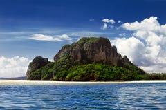 Deserted Island Royalty Free Stock Photo