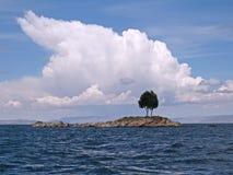 Deserted Island Stock Images