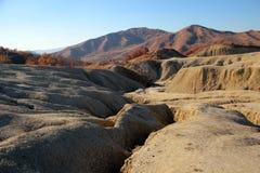 Deserted landscape Stock Images