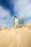Deserted lighthouse Stock Photography