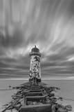 Deserted Lighthouse Stock Photos