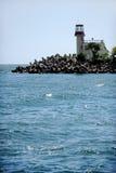 Deserted lighthouse Royalty Free Stock Image