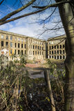 Deserted Mill Bradford Royalty Free Stock Photography