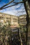 Deserted Mill Bradford Royalty Free Stock Photography