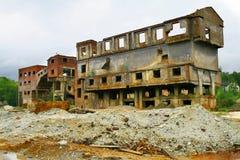 Deserted mine Stock Images