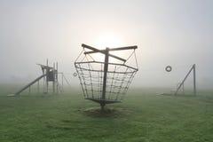 Deserted Playground Stock Photos