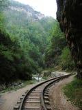 Deserted railway Stock Photography