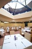 Deserted restaurant Royalty Free Stock Image