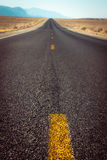 Deserted Road Royalty Free Stock Images