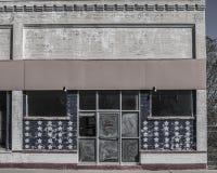 Deserted Storefront. Along Route 66 Arizona Royalty Free Stock Photos