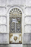 Deserted Tomb gate Royalty Free Stock Images