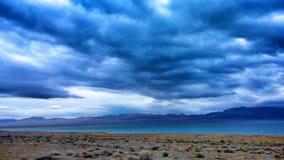 desertera laken Fotografering för Bildbyråer