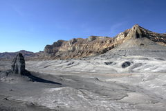 Desertera nära laken Powell, sidan, Utah, USA Fotografering för Bildbyråer