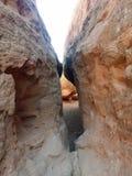 desertera rocks Royaltyfria Bilder