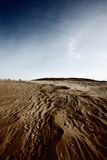 Deserti Fotografie Stock Libere da Diritti