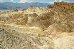 Desertic-Berge Stockfoto
