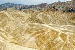 Desertic mountains Royalty Free Stock Photo