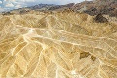 Desertic mountains Royalty Free Stock Image