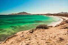 Desertic stränder Royaltyfri Fotografi