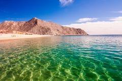 Desertic stränder Royaltyfri Foto