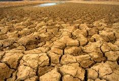 Desertificação Fotografia de Stock