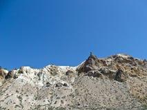 Desertlike góra Obraz Royalty Free