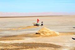 Deserto África do Sul Tunísia fotos de stock