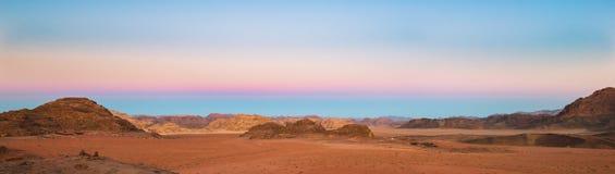 Deserto Fotografia de Stock