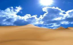 Deserto Fotos de Stock Royalty Free