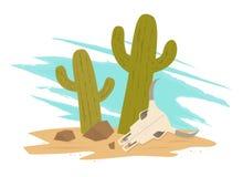Deserto royalty illustrazione gratis