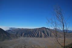 Deserto Bromo Foto de Stock