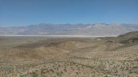 Deserto Califórnia Imagens de Stock Royalty Free