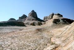 Deserto, China imagem de stock