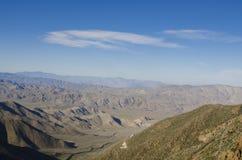 Deserto de Anza Borrego Foto de Stock