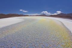 Deserto de Atacama imagens de stock