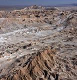 Deserto de Atacama - o Chile Foto de Stock