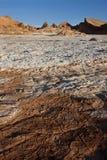 Deserto de Atacama - o Chile fotos de stock royalty free