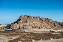 Deserto de Egito foto de stock royalty free