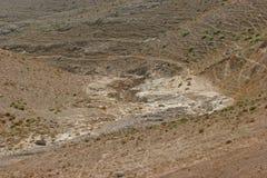 Deserto de Judea, Israel Fotos de Stock Royalty Free
