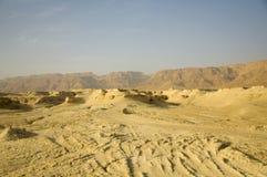Deserto de Judean Fotografia de Stock