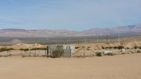 Deserto de Las Vegas imagem de stock royalty free