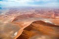 Deserto de Namíbia, Sussusvlei, África Imagens de Stock