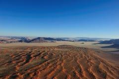 Deserto de Namib (Namíbia) Fotos de Stock Royalty Free