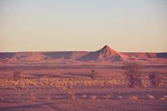 Deserto de Sahara em Marrocos Fotos de Stock