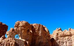 Deserto de Salar de Uyuni Foto de Stock Royalty Free