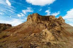 Deserto de Tatacoa imagem de stock royalty free