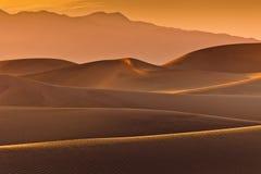 Deserto Death Valley immagine stock
