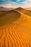 Deserto Death Valley Immagini Stock Libere da Diritti