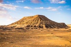 Deserto del Sahara Egypt Fotografie Stock Libere da Diritti