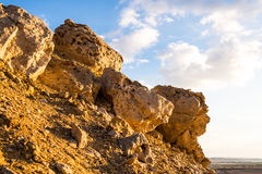 Deserto del Sahara Egypt Immagine Stock